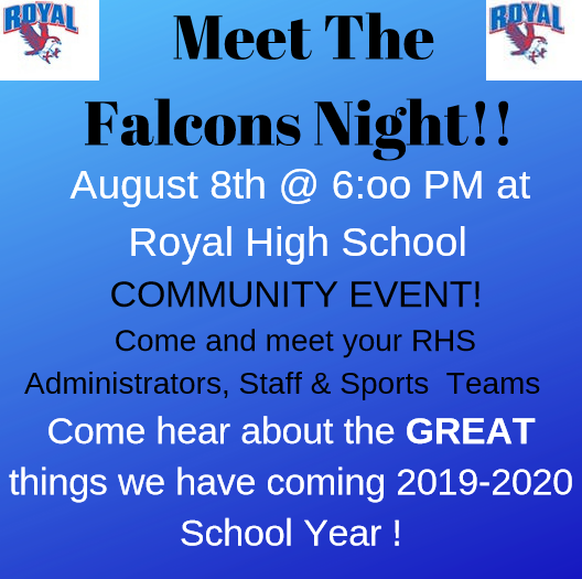 Meet the Falcons