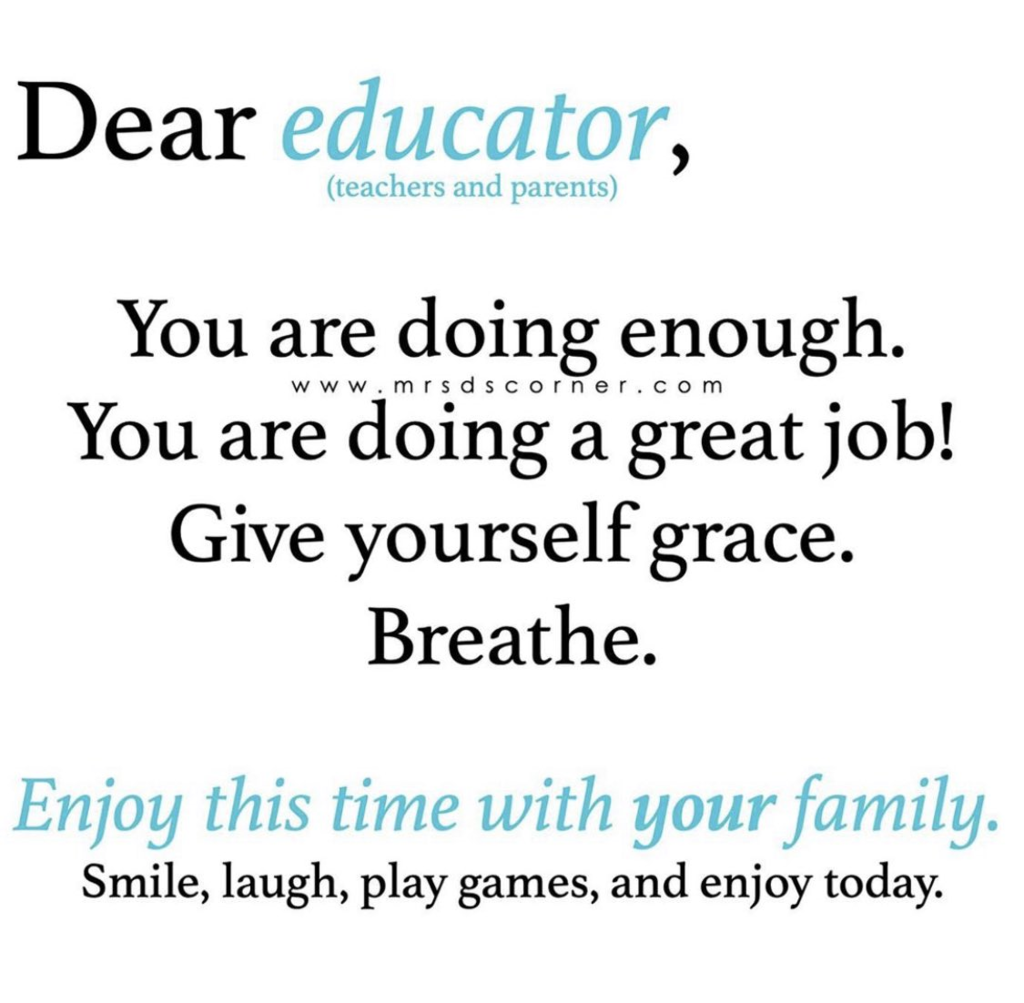 Smile, laugh, play games, and enjoy today!