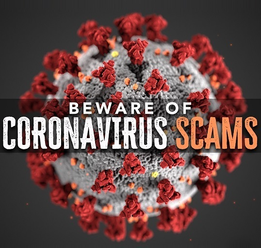 IRS issues warning about Coronavirus-related scams; watch out for schemes tied to economic impact payments