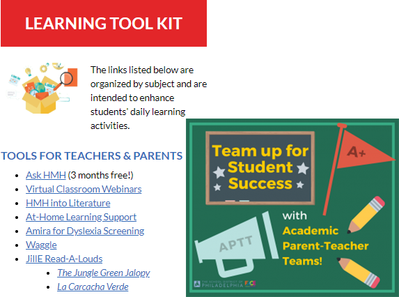 Teachers and parents, new resources have been added to the Falcons Learn@Home page. The RISD team is here to partner with parents! Please reach out to your child's teacher with any questions or concerns.