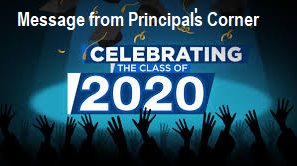Message from Principal Runnels to the Royal Class of 2020: https://www.royal-isd.net/article/244595?org=high-school&fbclid=IwAR01J8AvTD8M_t6B6nK6aGobh0d1xp4ae_L_tW49TcYKX7h32_jCSQdRrGw
