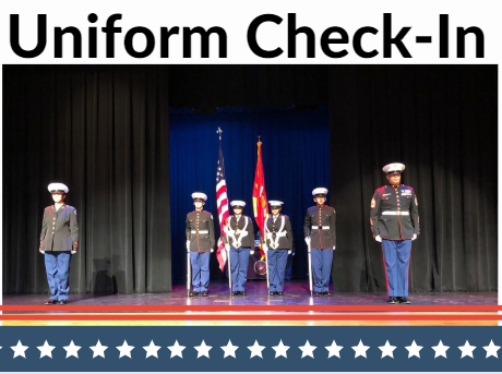 ROTC cadets may return their uniforms today from 8am-10am in the ROTC room at Royal High School. Uniforms must be cleaned prior to their return. Missing items must be paid for (cash only - receipts will be issued). Thank you!