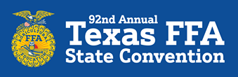 Interested in watching the 2020 Texas FFA State Convention? Visit https://convention.texasffa.org/ to view videos of each event.