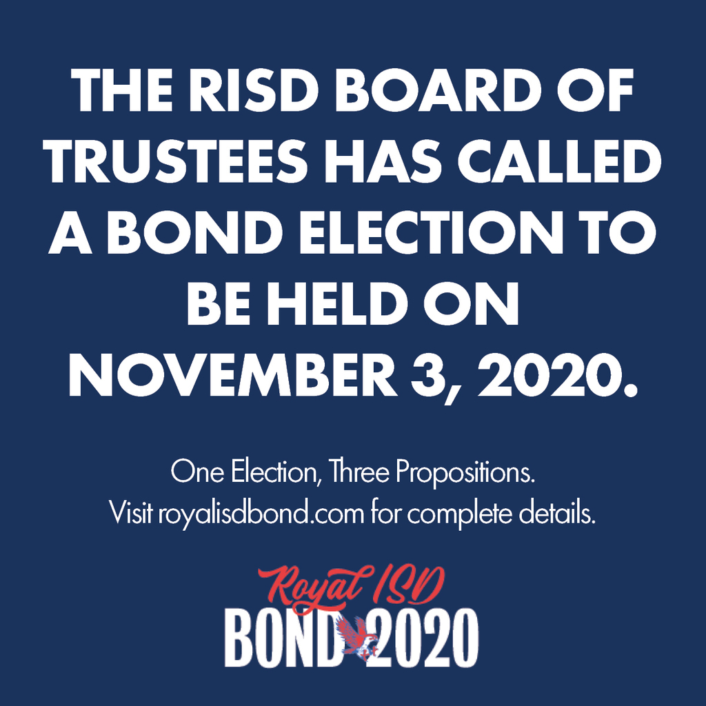 RISD Superintendent Rick Kershner discusses the November 2020 bond election.